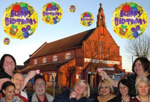 25th birthday - St Albans