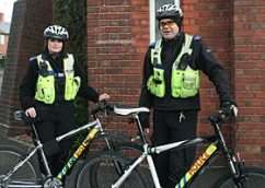 Advocacy and Support Service - PCSOs J Harris and S Santoro