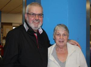 Volunteer Award 2013 - BERYL AND STEVE HARRIS