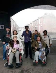 Trip to Coronation Street
