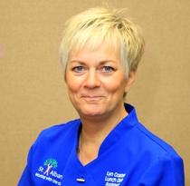 Lunch Club Staff - Lynda Coates